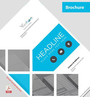 Vrinsoft Brochure