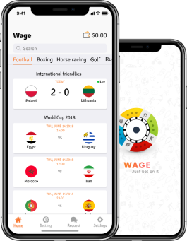WAGE Mobile App Development