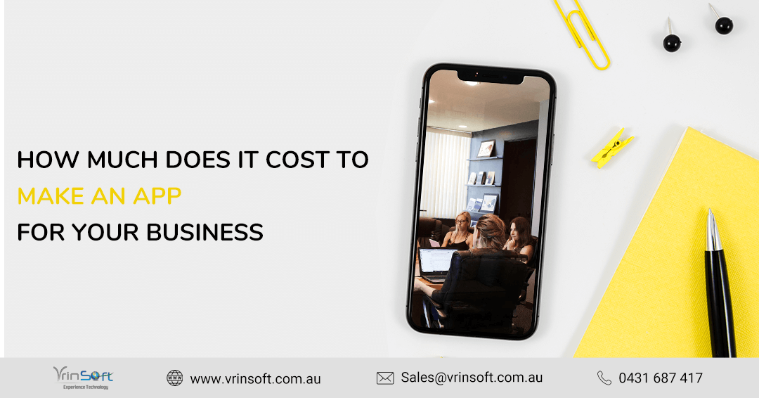 How Much Does it Cost to Make an App for Your Business in ...