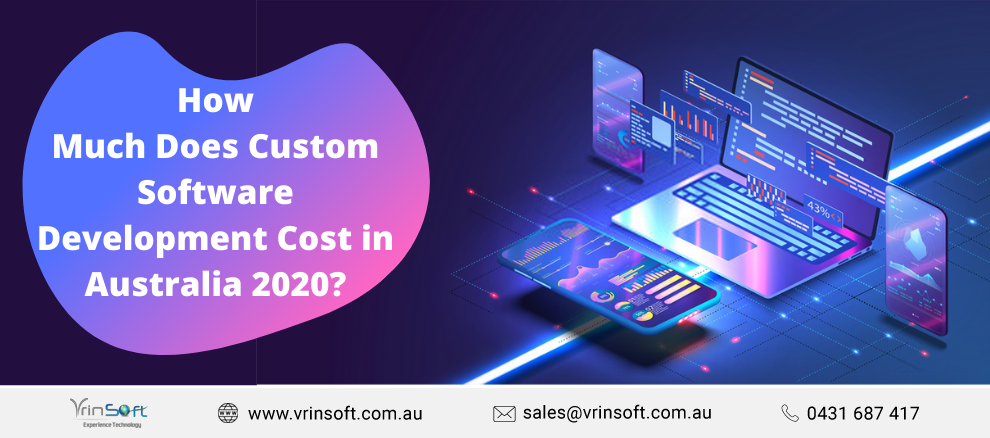 How Much Does Custom Software Development Cost in Australia 2020?