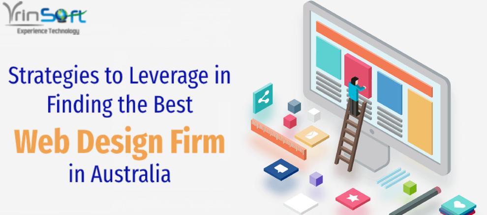 Web design firm in Australia