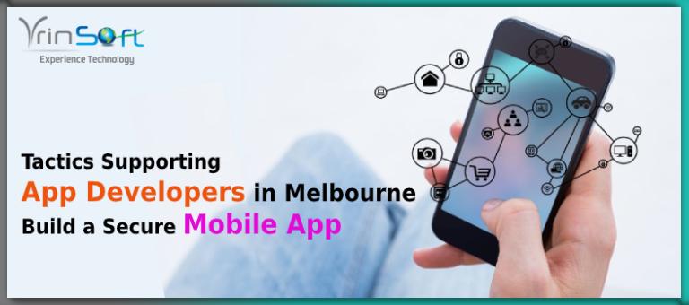 pp Developers in Melbourne Build a Secure Mobile App