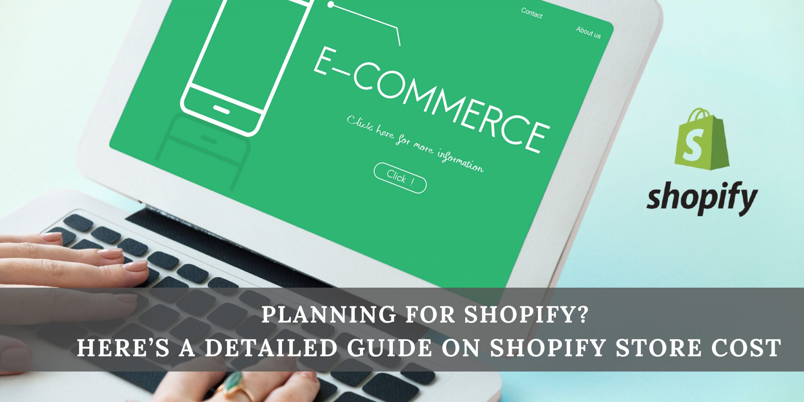 Planning for Shopify Here's a detailed guide on Shopify store cost