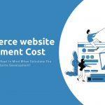 E-commerce Website Development Cost